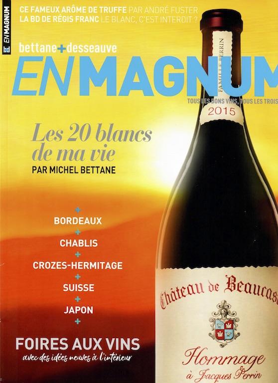 """La Chouette dans """"En Magnum""""!"""