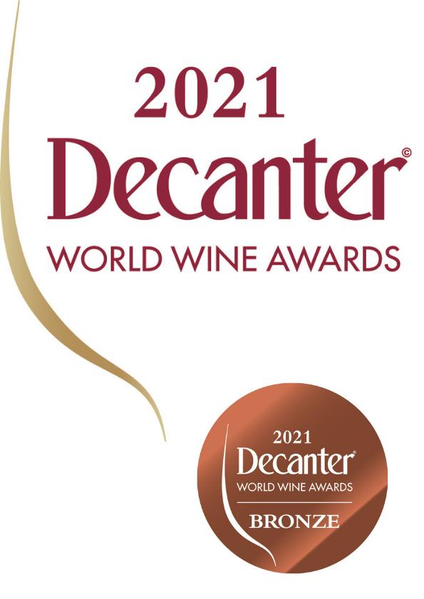 Deux médailles au Decanter World Wine Awards 2021